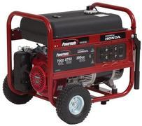 Gas Powered Portable Generator (7000 Running Watts)