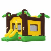 13 x 13 Tropical Bouncer