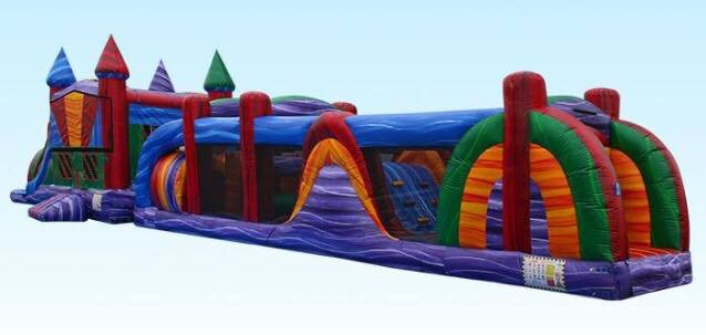 65ft Obstacle Course