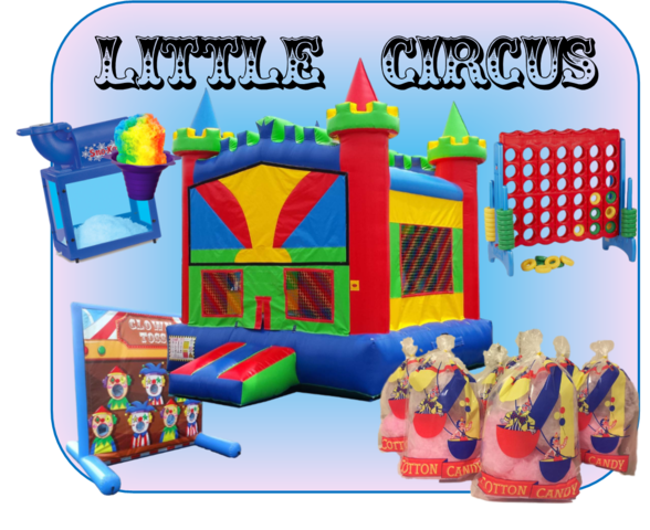 Little Circus Party Package