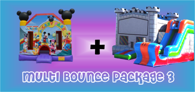 Multi Bounce Package 3
