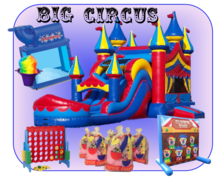 Big Circus Party Package