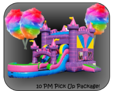 Late Night Candy Glow Party Package