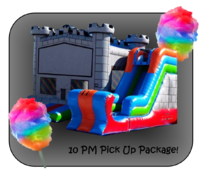 Late Knights Glow Party Package