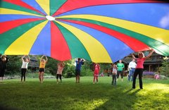 Giant 24ft Parachute