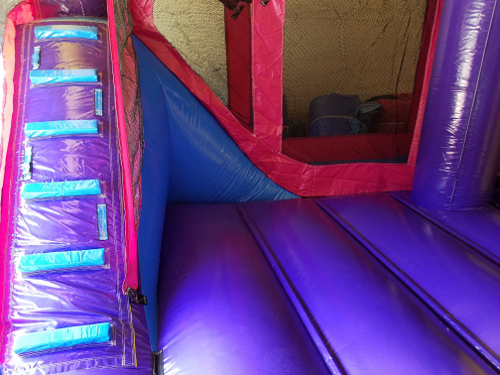 Dream Castle 4in1 Combo Steps and Slide