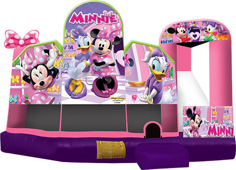 Minnie Mouse 5-in-1 Combo