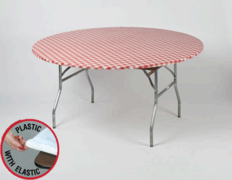 Picnic Kwik Cover - 5' Round Table