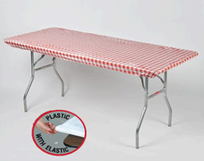 Picnic Kwik Cover - 8' Table