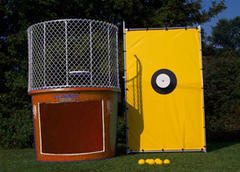 Dunk Tank Red 500 gallon