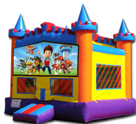Fun Castle Paw Patrol