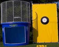 Dunk Tank Blue 500 gallon