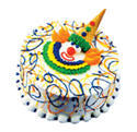 Clown Face Cake B-10
