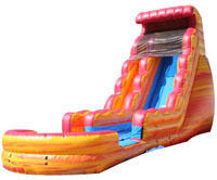 LAVA GLIDE 22' WATERSLIDE