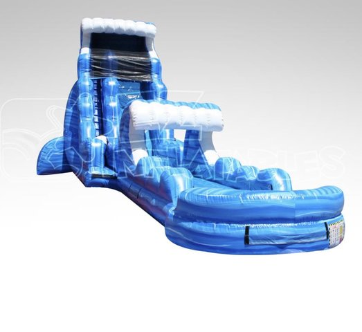 TSUNAMI 22' WATERSLIDE