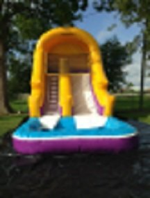 18ft Lsu Water Slide