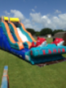 !8ft Big Kahuna water slide