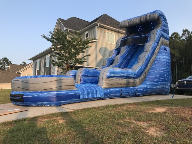 20ft Laguna Wave Waterslide