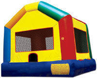 fun jump bounce house