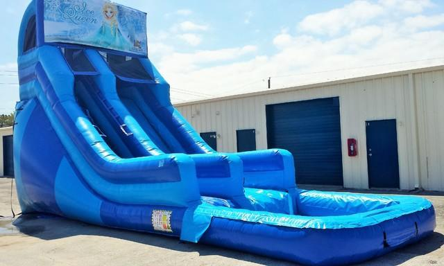 20 ft module slide ice queen