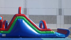16 ft wet/dry slide
