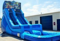 20 ft module slide batman