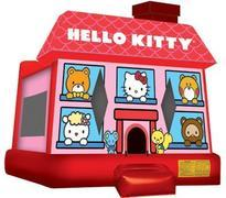 Hello Kitty Bouncy House