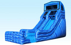 20 ft module wet slide