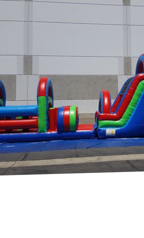 switchup obstacle and slide