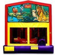 Lion King Combo 4 Bounce House