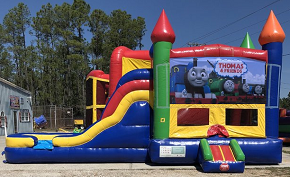 Thomas the Train Combo Bounce House