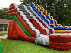 15 FT MIDNIGHT SLIDE (303)Best for ages 5+Size 24 X 13 X 15  ***NEW MAY 2020***