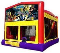 Batman Combo 4 Bounce House