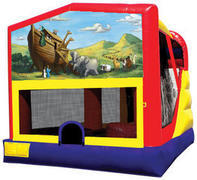 Noahs Ark Combo 4 Bounce House