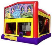 Princess Combo 4 Bounce House