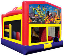 Transformers Combo 4 Bounce House