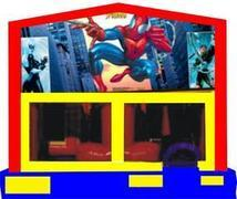 Spiderman Combo 5 Bounce House