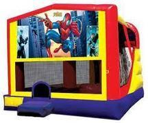 Spiderman Combo 4 Bounce House