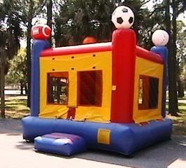 Sports Ball Bounce House 126