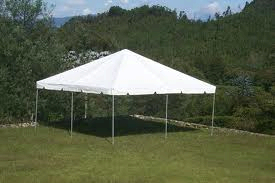 20 X 20 Frame Tent 180