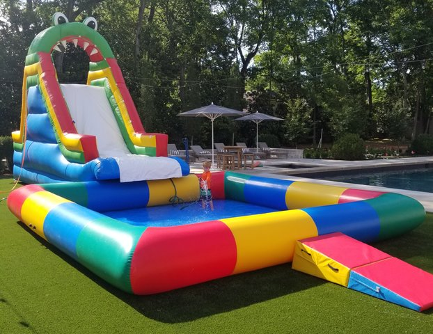 Inflatable Water Park Package (C)