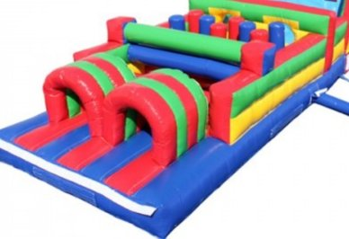 24 Foot Obstacle Course (Dry)