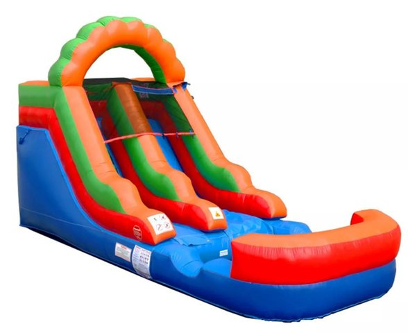 Fiesta Slide (12') (Wet)