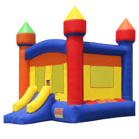 Colorful Bounce House