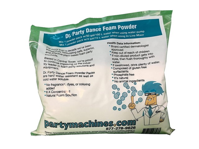 Extra Foam Powder