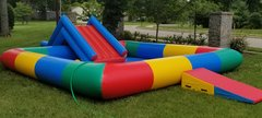 Inflatable Water Park Package (B)