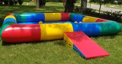Inflatable Water Park Package (A)