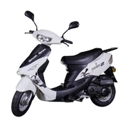 New 2017 Beat Box Edition 50cc Scooter Moped