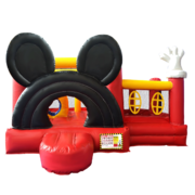Toddler Mickey Bouncer (Dry) (Ages 3 & Under)