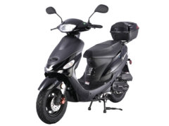 ** Scooter/Moped Rental ** 2017 50cc Scooter (Black)